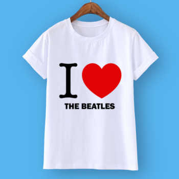 I love The Beatles