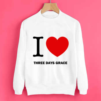 I love Three Days Grace