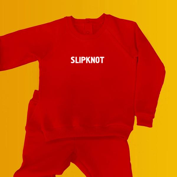 Костюм детский с принтом или надписью Slipknot — купить в интернет ... 149f72c1a1ada